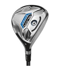 Picture of Taylormade Fairway SLDR Demo